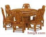 北京红木餐桌椅