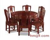 红木餐桌椅厂家