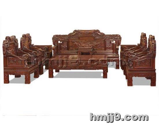 红木家具网提供生产北京红木沙发厂家