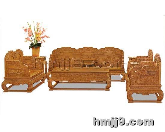 红木家具网提供生产北京古典沙发厂家