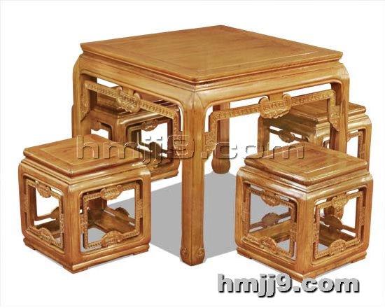 红木家具网提供生产红木茶水桌厂家
