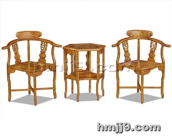 红木家具网提供生产红木角椅厂家