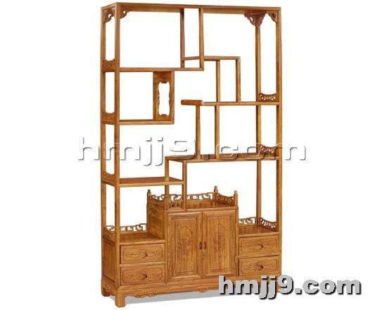 红木家具网提供生产红木隔厅柜厂家