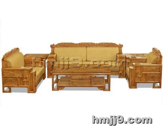 红木家具网提供生产红木沙发厂家