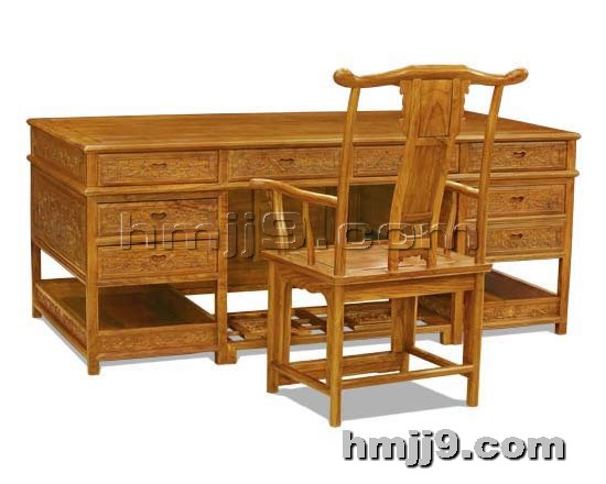 红木家具网提供生产红木字台厂家