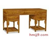 红木电脑桌