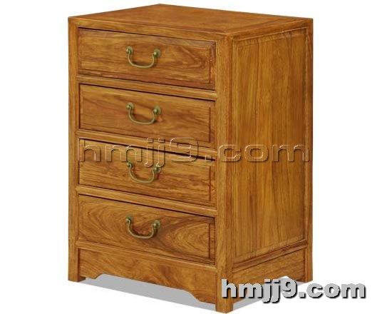 红木家具网提供生产红木五斗柜厂家