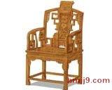 红木太师椅